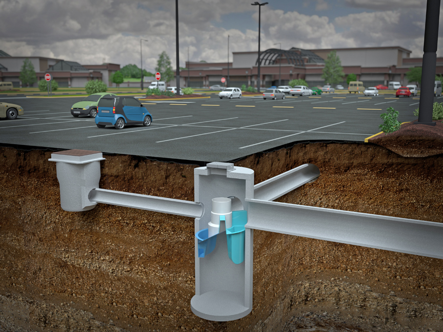 Best ISO 4034 Verified OGS Stormwater System in Canada