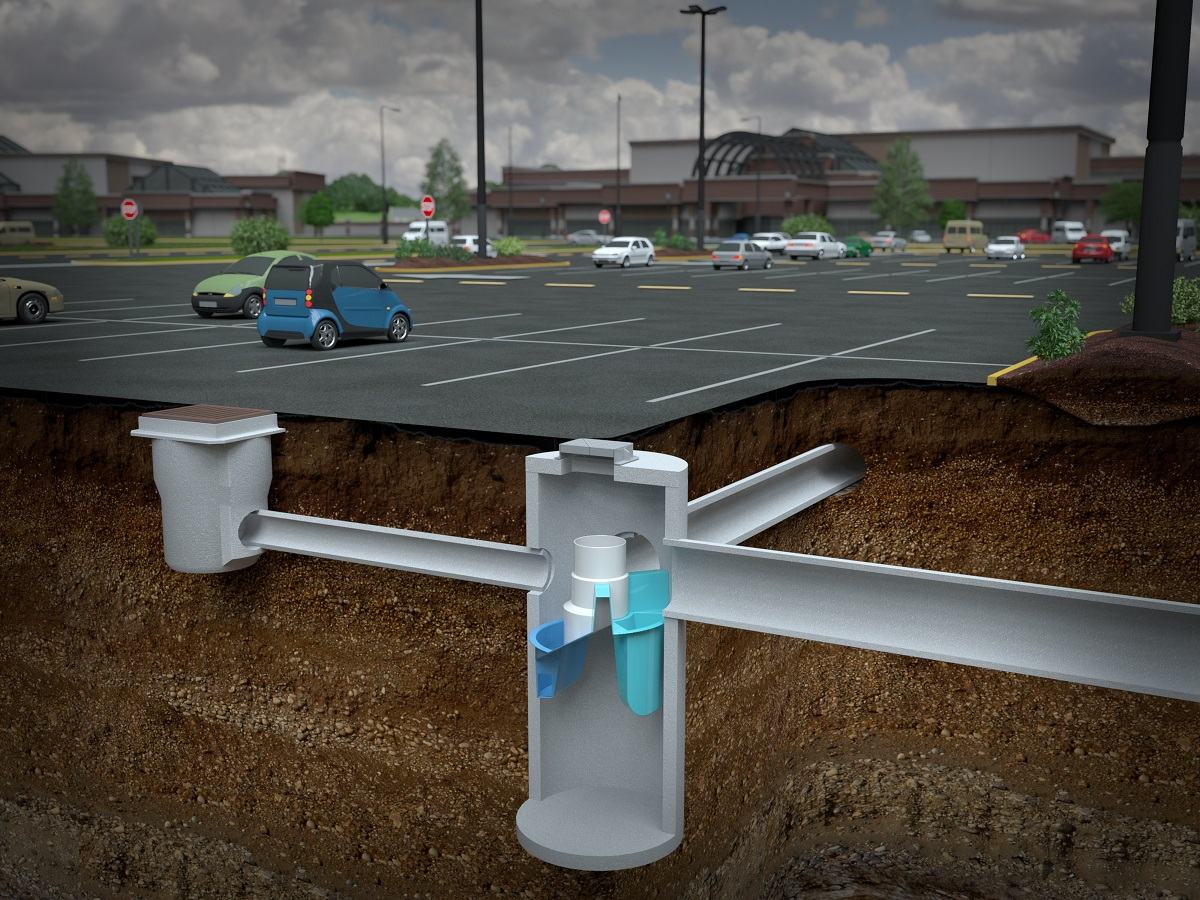 First Defense Stormwater Treatment System