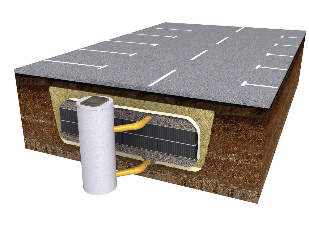Stormcell stormwater storage system