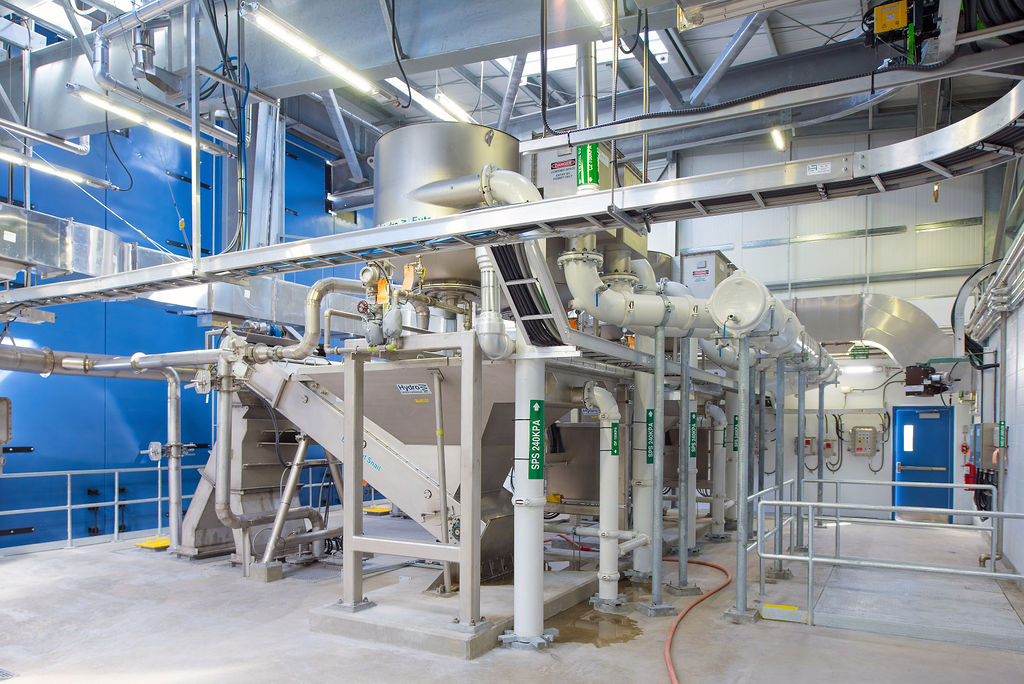 Sludge Pretreatment System Brings BC WWTP Into Compliance