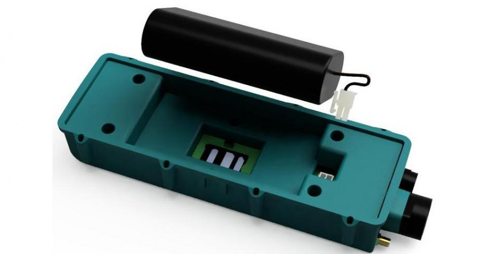 Hydro-Logic Flexi Logger 105 - battery change