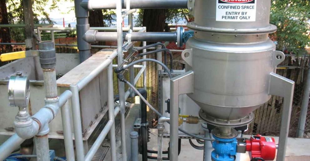 TeaCup® is ideal for municipal and industrial wastewater and process solids management